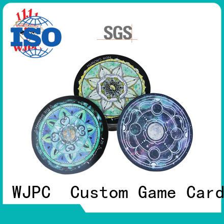deck tarot deck wholesale for game WJPC