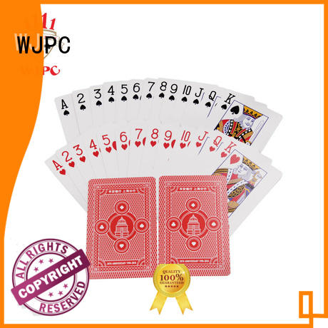 High-quality top quality playing cards logo company for board game