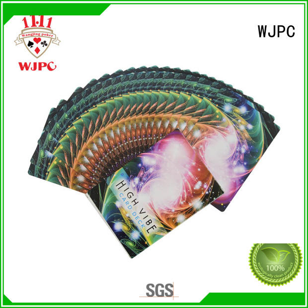 WJPC Top printing oracle cards for business