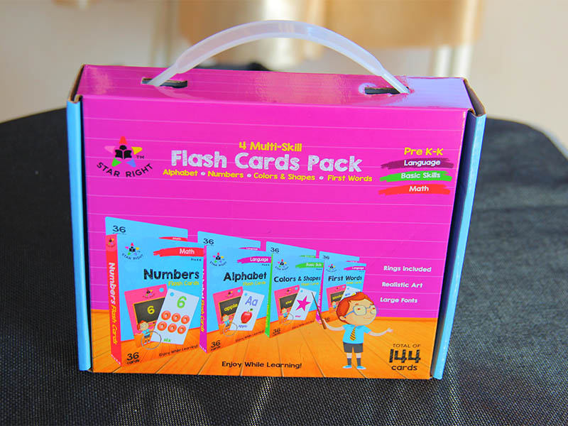 WJPC flash best flash cards for kids for business for early learning centre-9