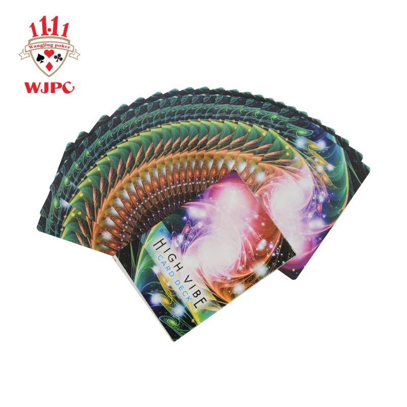 WJPC customed oracle card cards-printing cards manufacturer,printing playing cards,tarot cards print-1