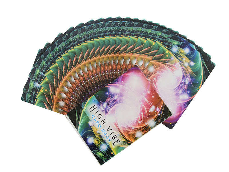 WJPC good looking custom oracle cards quality for decoration