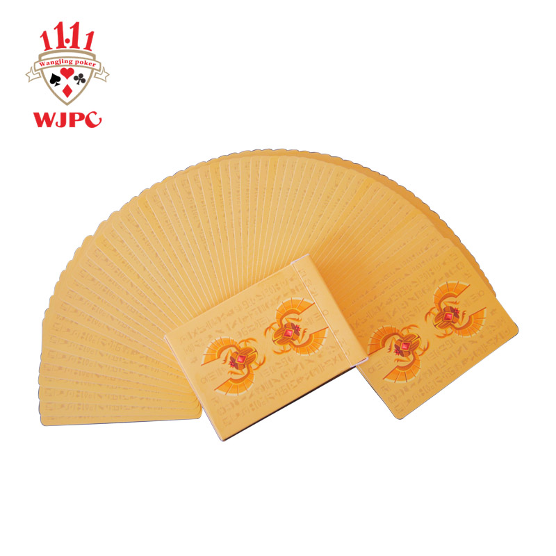 fashion plastic poker cards wholesale cardistry manufacturers for board game-2