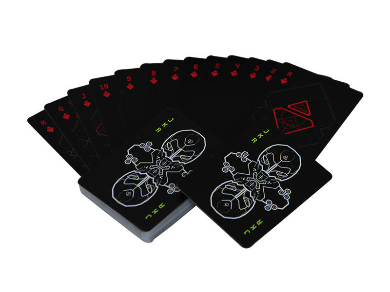 WJPC cards types of playing cards wholesale for board game