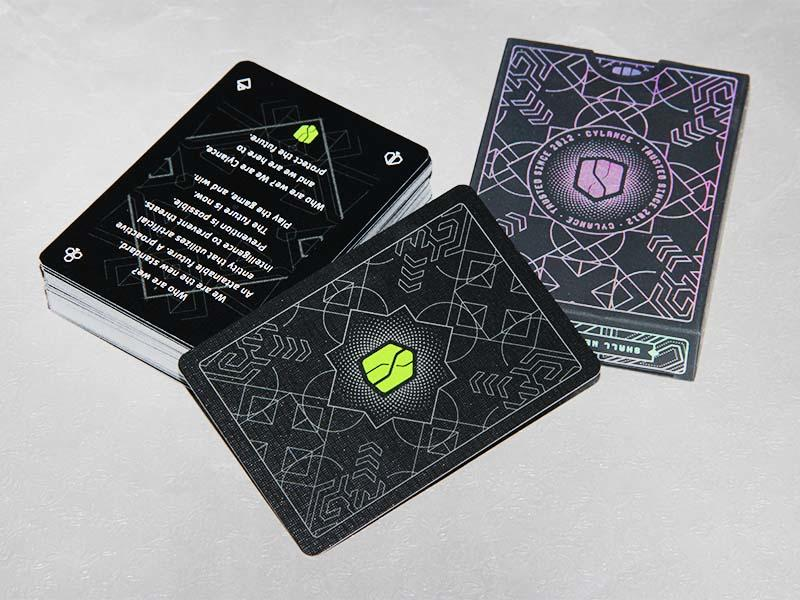 WJPC cards cardistry decks for business for party