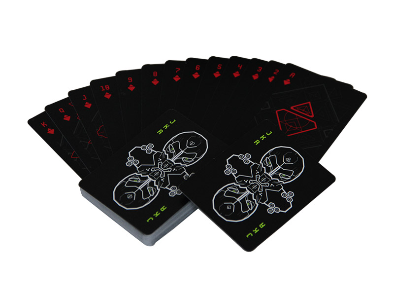 Customized Design Cardistry Playing Cards-5