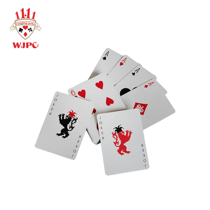 WJPC good looking casino quality cards order now for casino show-printing cards manufacturer-printin-1