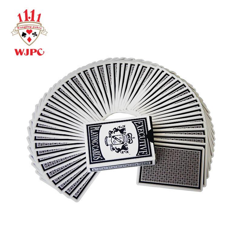 German Black Core Casino Playing Cards
