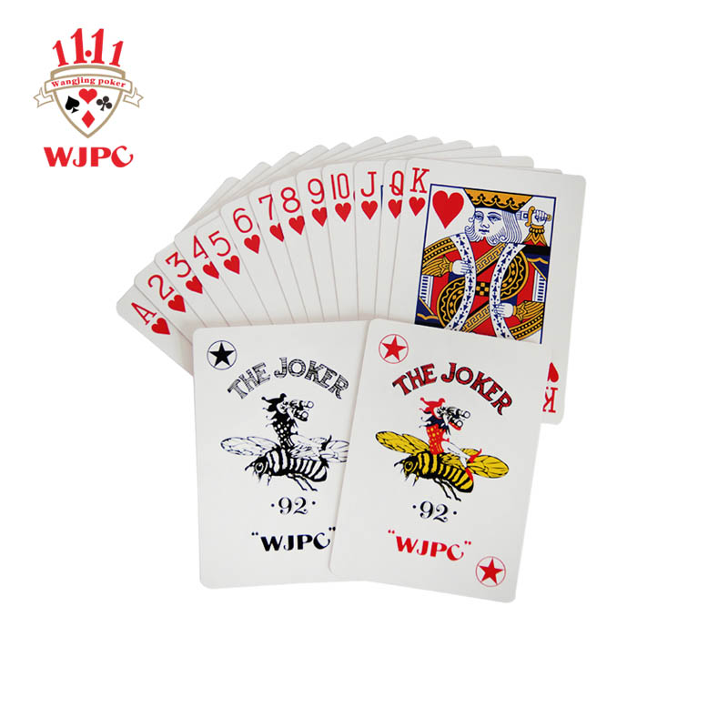 WJPC good looking print playing cards online Supply for game-WJPC-img-1