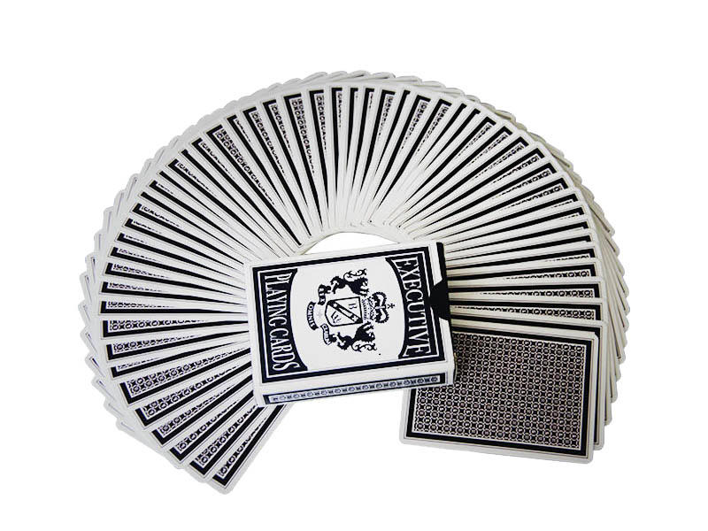 Custom cheap poker cards core manufacturers for casino show-2