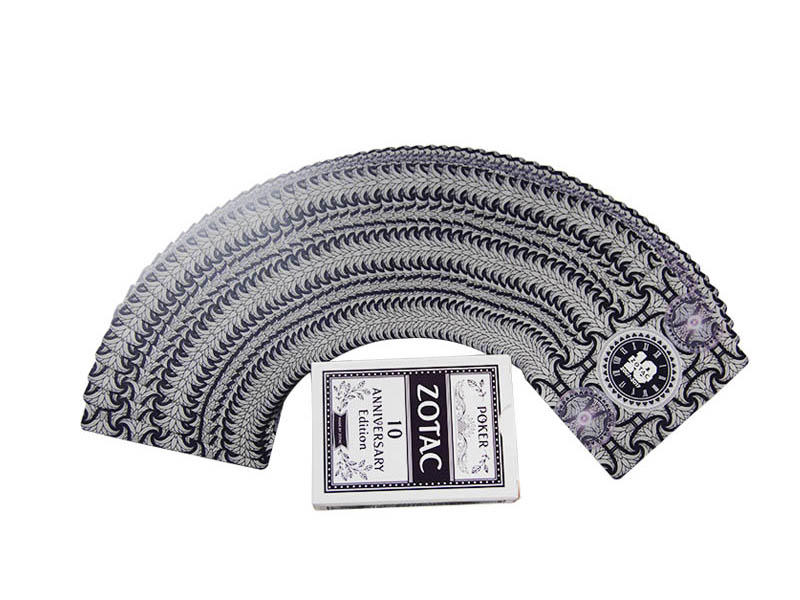 Custom cheap poker cards core manufacturers for casino show-3