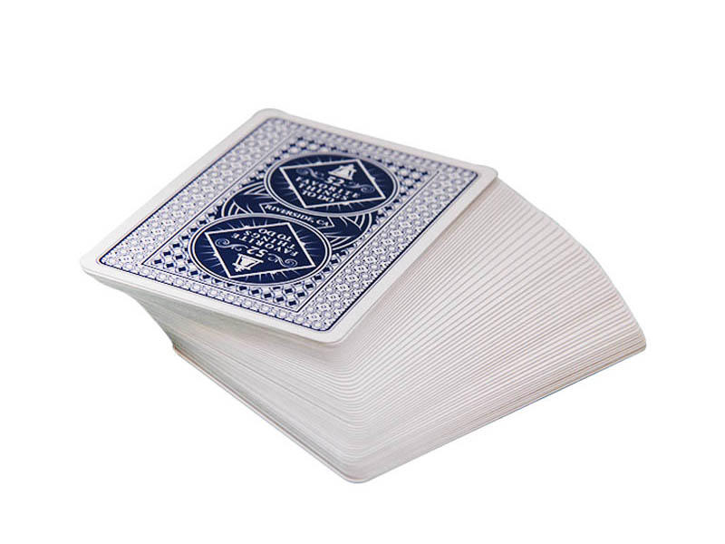 WJPC black monogrammed poker cards Suppliers for game