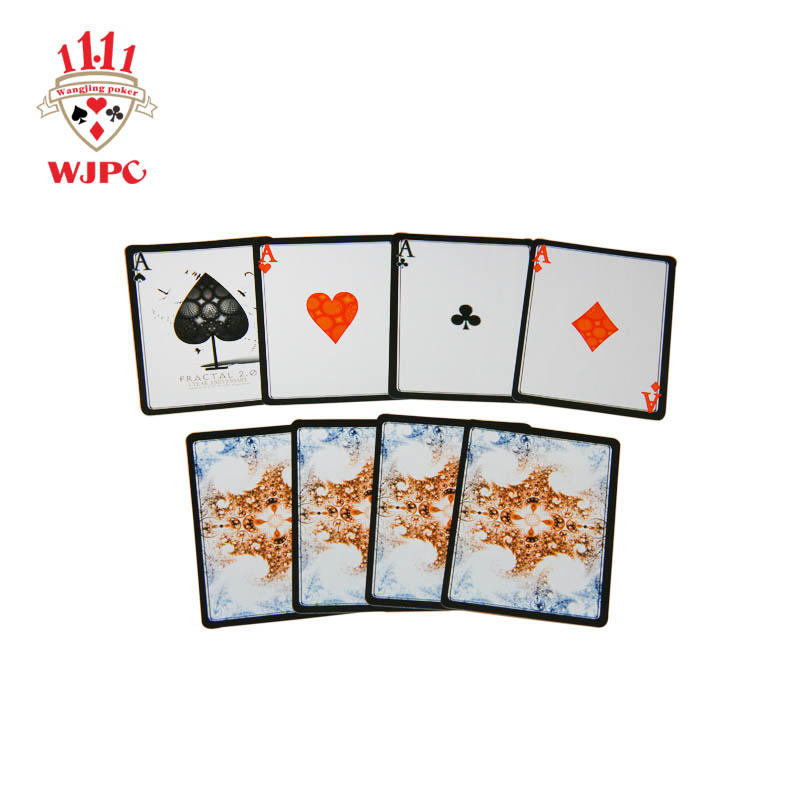 Custom Printing Magic Playing Cards