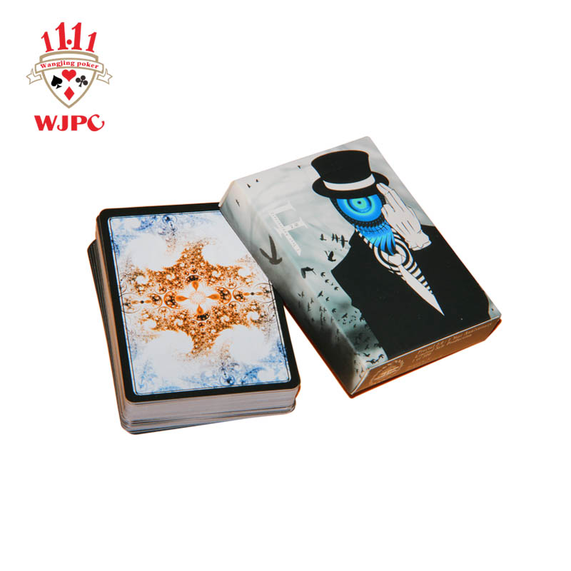 WJPC cards poker cards newly for board game-printing cards manufacturer-printing playing cards-tarot-1