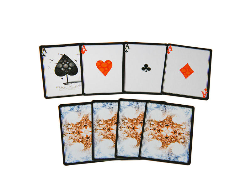 WJPC cards poker cards newly for board game