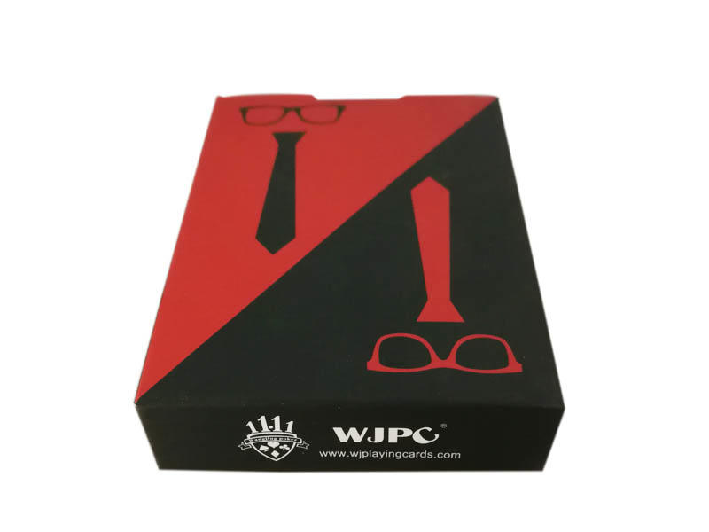 WJPC mysterious poker card magic tricks for party