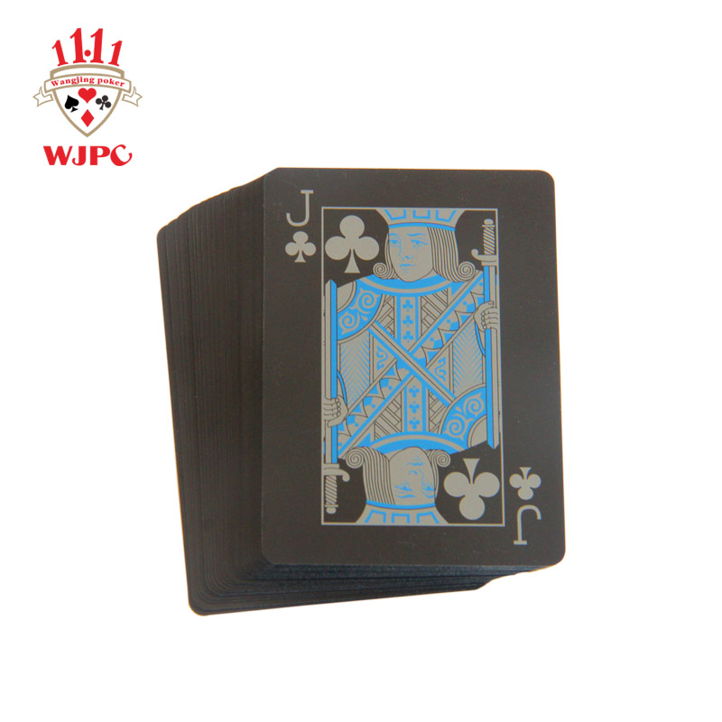 WJPC hot sale plastic playing cards price Supply for casino-WJPC-img-1