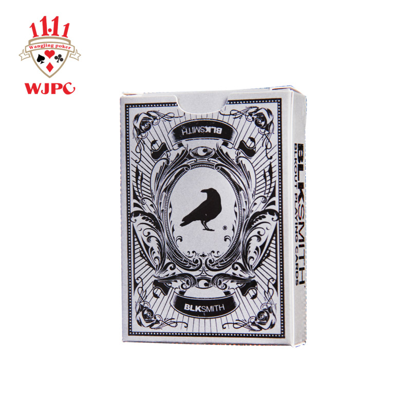 WJPC plastic official poker cards factory for game-printing cards manufacturer-printing playing card-1
