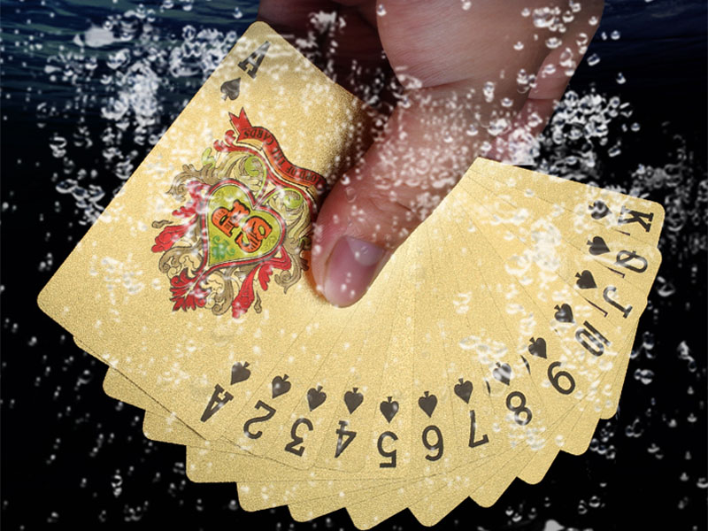 WJPC plastic plastic poker cards bulk produtcion for children-9