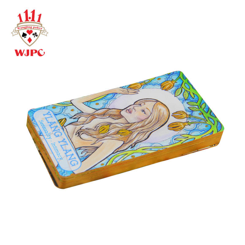 Customized Rider Tarot Card Deck