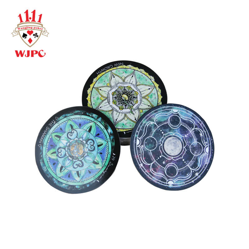 Custom best divination cards tarot Supply for divination
