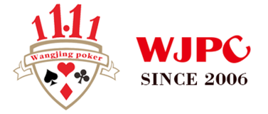 casino playing card-plastic poker card of WJPC