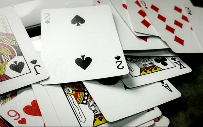 Magician Cadistry deck