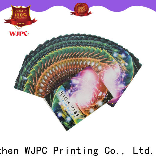 WJPC customized my angel card readings messages company for children