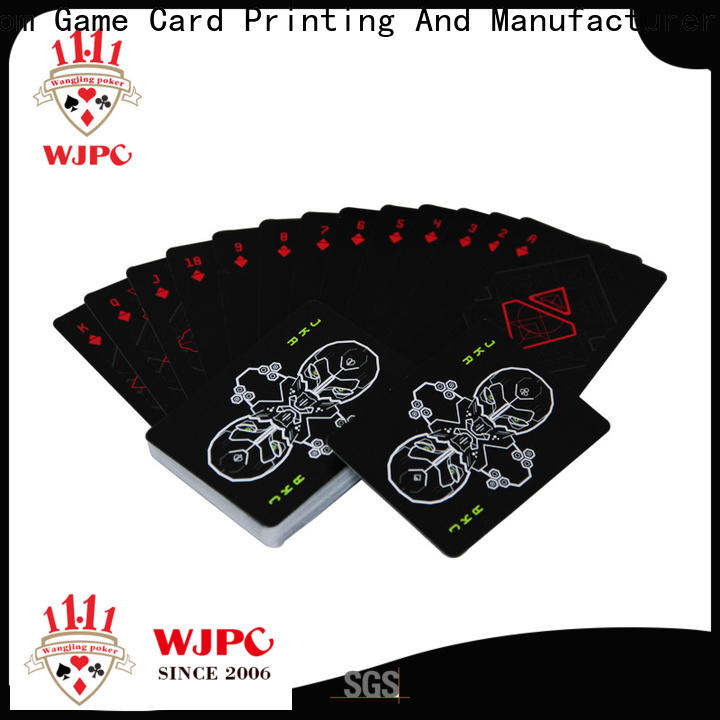 durable set of poker cards design Suppliers for board game