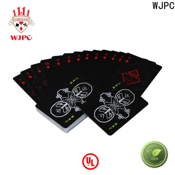 easy to operate best deck of cards in the world cardistry Supply for casino
