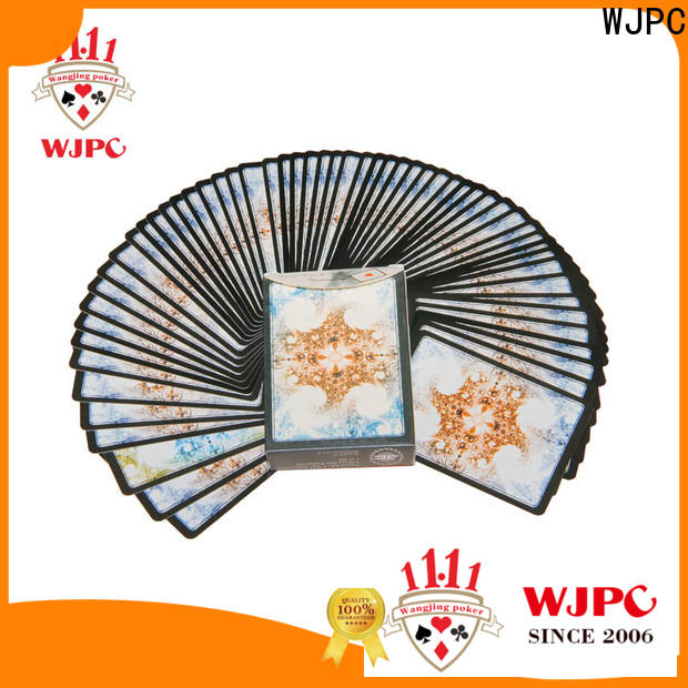 mysterious plastic playing cards manufacturers cards Suppliers for kindergarten