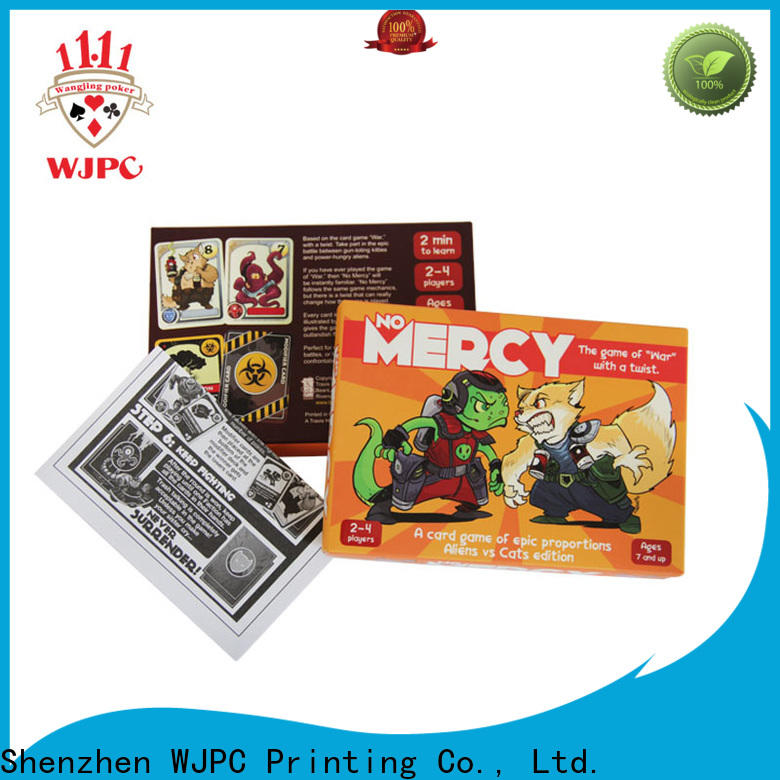 high-quality paper company for board game
