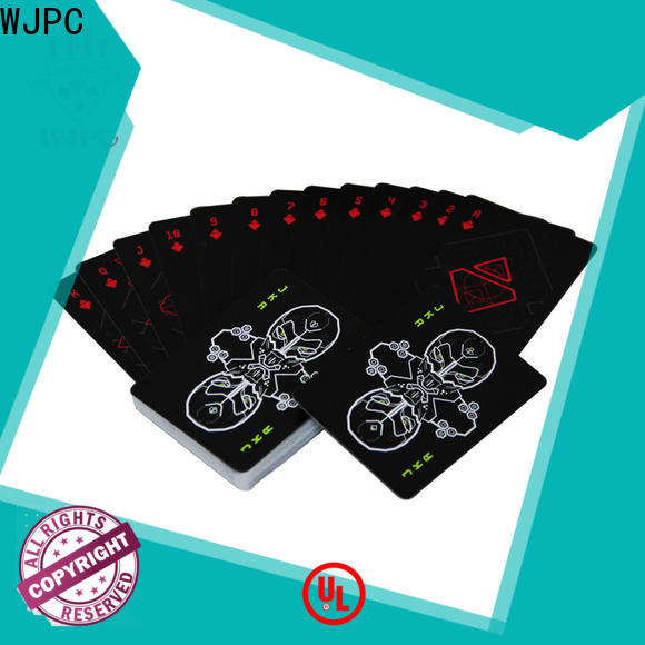 funny bicycle playing cards shop customized Supply for bar