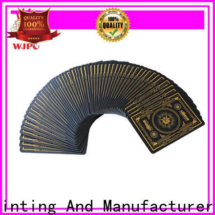 popular beautiful poker cards casino manufacturers for casino show