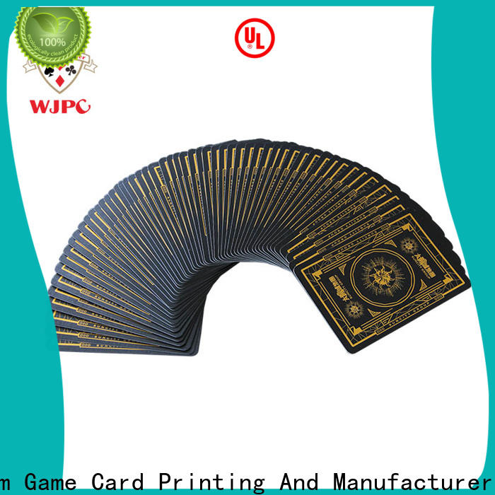 WJPC funny poker game accessories for business for game