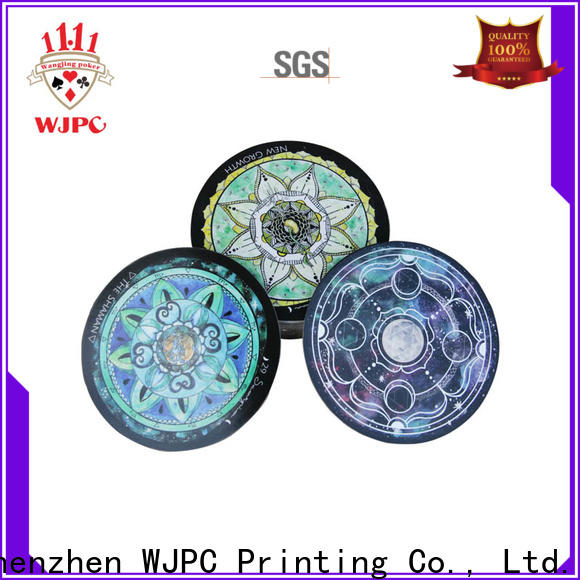 WJPC tarot divination card sets Suppliers for game
