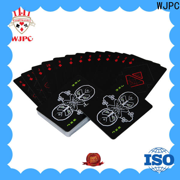 High-quality the best playing cards brands cards Supply for bar