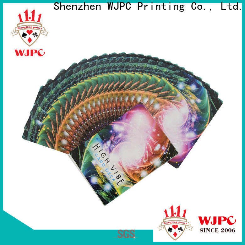 Wholesale oracle card oracle Supply for kindergarten
