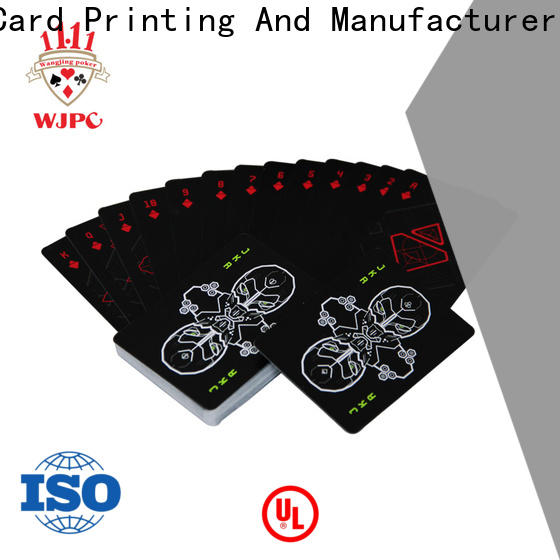 Latest professional playing cards for sale design Supply for kindergarten