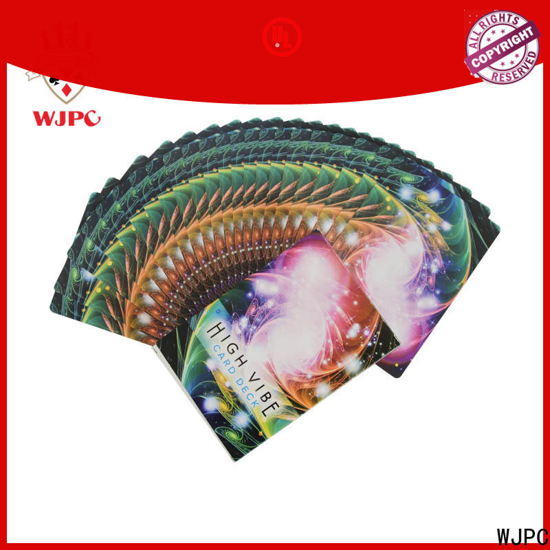 WJPC oracle horoscope angel cards for business for casino