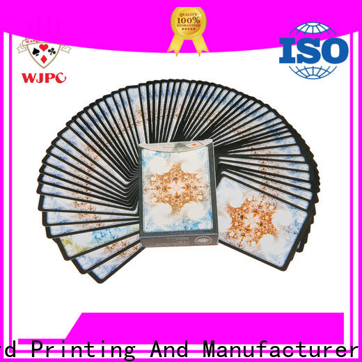 High-quality vintage plastic poker chips cards factory for game