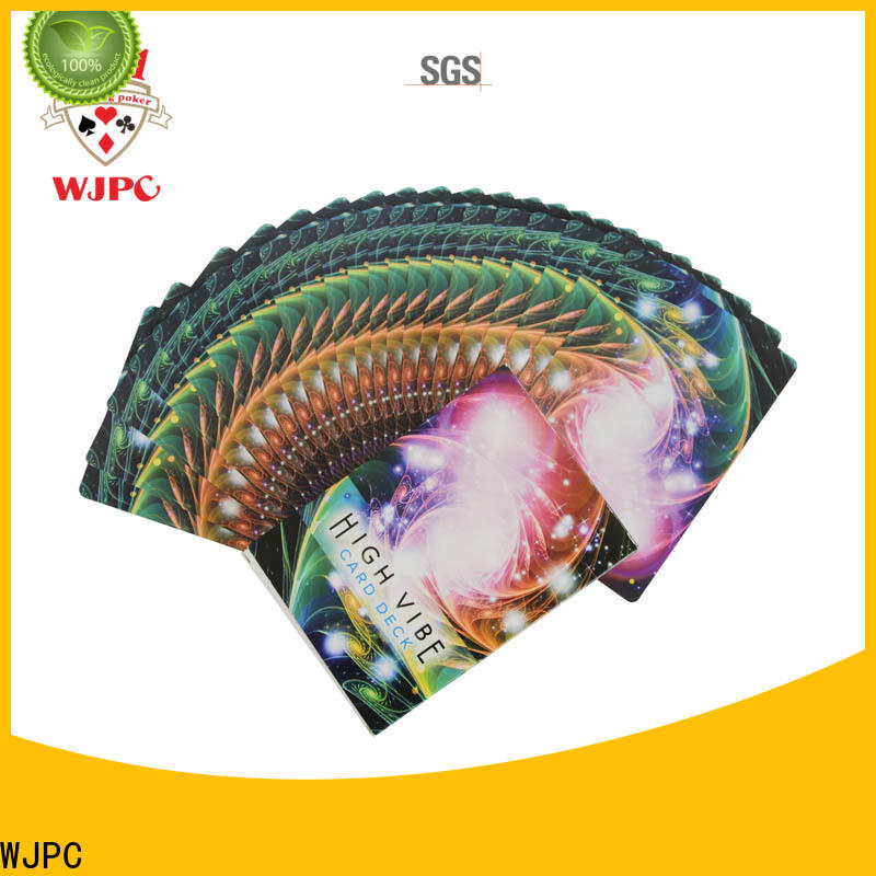 WJPC fashion angel card reading for the day factory