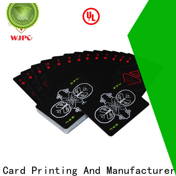 golssy quality deck of cards playing Suppliers for children