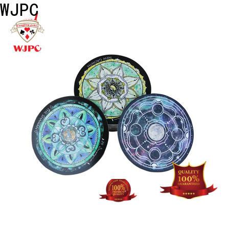WJPC card tarot card decks sale Suppliers for game