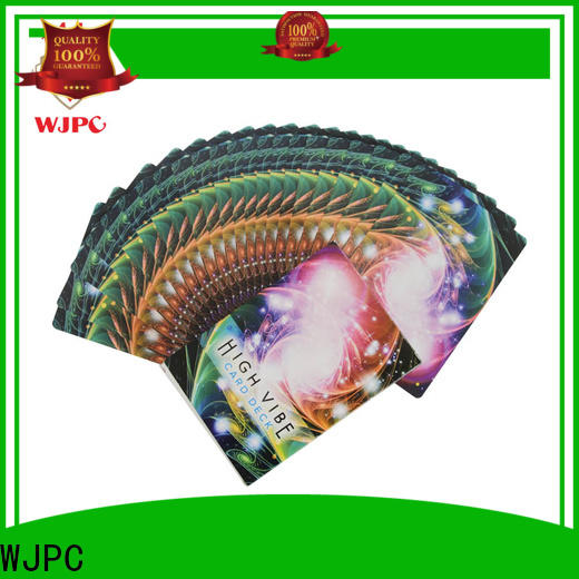 WJPC good looking angel love tarot cards for business for game