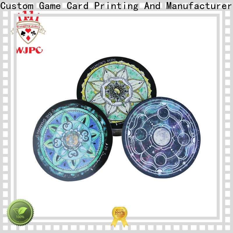 WJPC easy to operate tarot card reading explained company for divination