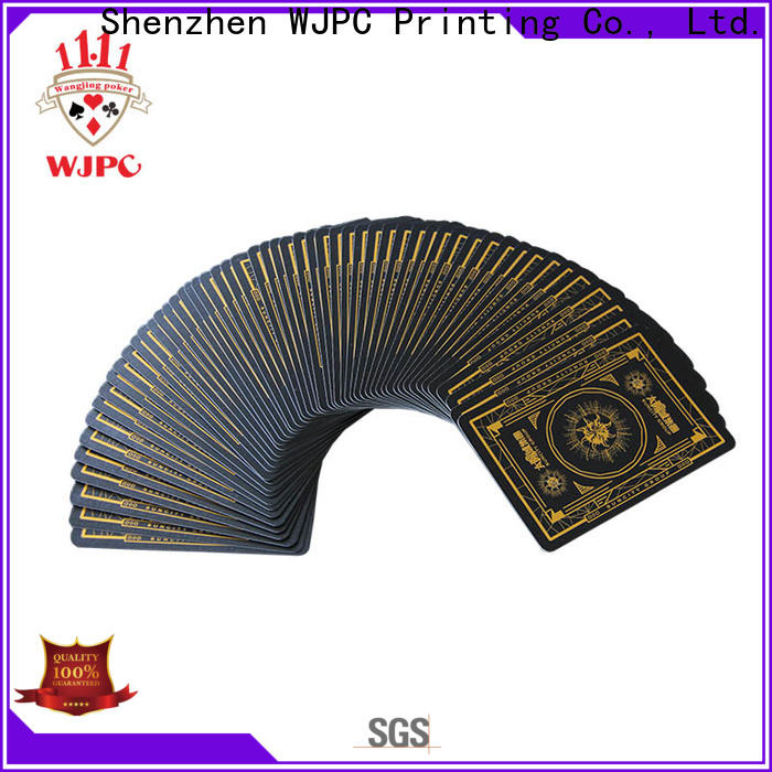 WJPC Wholesale home poker chips factory for casino show