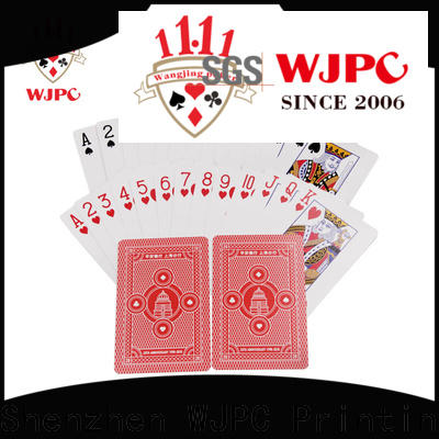 golssy pack of cards for sale printed for business for game