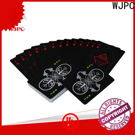 WJPC cards best casino playing cards for business for casino