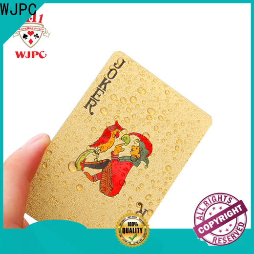 WJPC best where can you buy bicycle cards company for bar